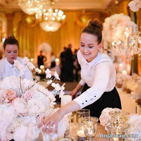مراسم تشریفاتی عروسی سروین و رضا قوچان نژاد