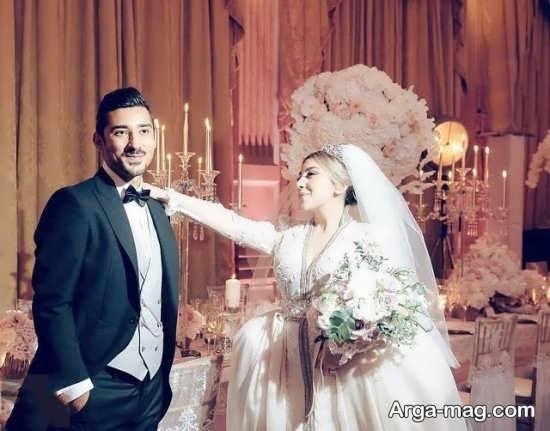 مراسم عروسی سروین با رضا