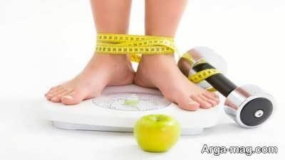 رژیم لاغری یک ماهه برای کاهش وزن فوق العاده در ۳۰ روز