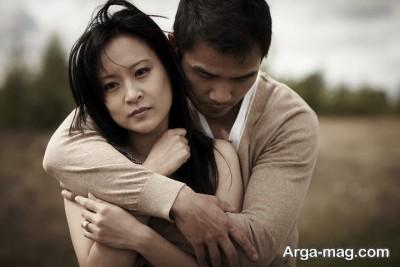 راهکار آرام کردن همسر داغدیده