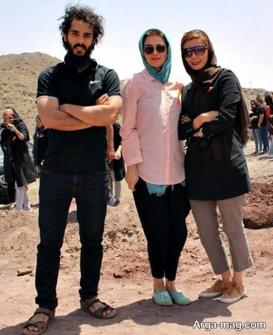 عکس های همسر سعید سهیلی