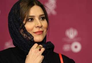 عکس های تازه منتشر شده از سحر دولتشاهی در جشنواره بینالمللی فیلم دبی در کشور امارات