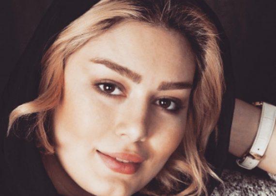 سلفی سحر قریشی با بازیگر تازه کار بعد نمایش جدیدش