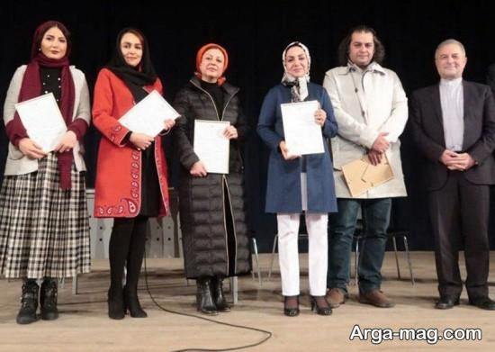 عکس های سحر صباغ و نگار آذربایجانی