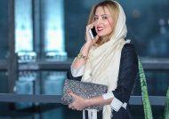 عکس های سمیرا حسینی در اکران فیلم حریم شخصی