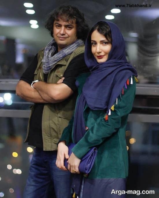 عکس سمیرا حسنپور و همسرش سامان سالور