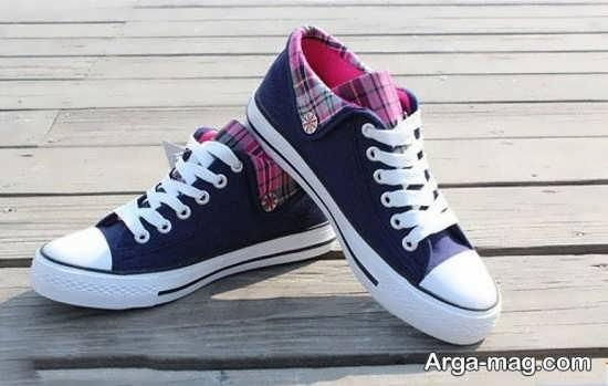 مدل کفش آل استار دخترانه