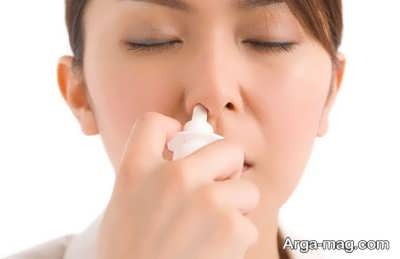 درمان تبخال بینی با روش های خانگی