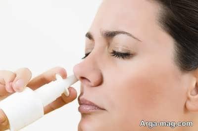 روش های درمان خانگی تبخال بینی