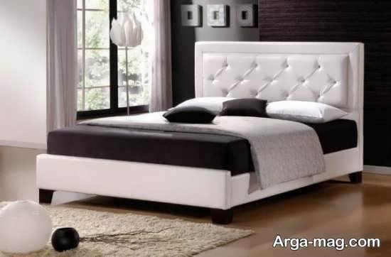 مدل تخت خواب جدید و لوکس