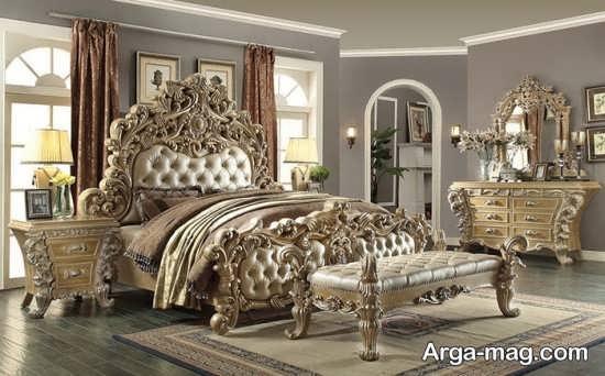 سرویس خواب مدل سلطنتی