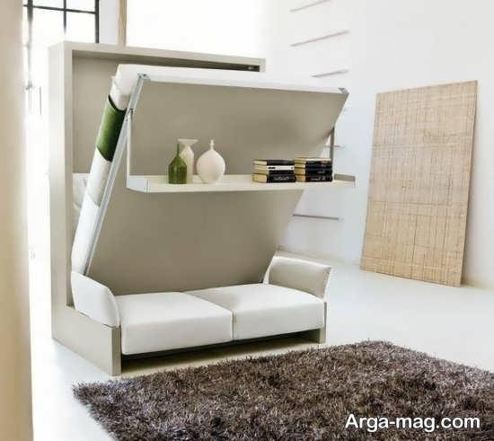 مدل تخت خواب جدید تاشو