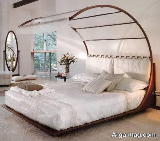 تخت خواب مدرن و جدید