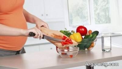 مناسب ترین تغذیه در ماه دوم بارداری را بشناسید