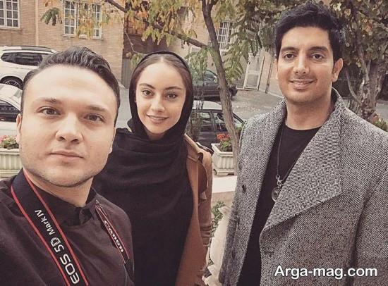 """حضور ترلان پروانه در موزیک ویدیو """"روزهای تاریک""""فرزاد فرزین"""