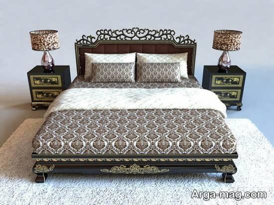 تخت خواب شیک و بی نظیر