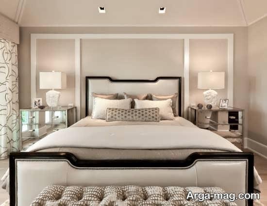 مدل تخت خواب کلاسیک فاخر