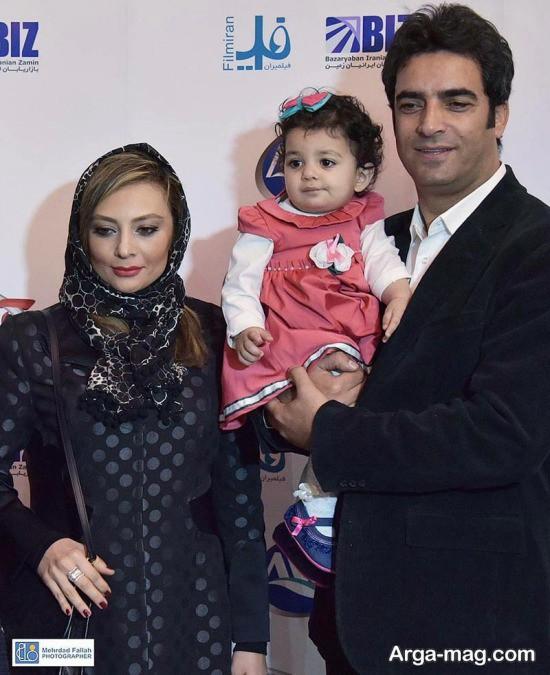 عکس های جدید و زیبای یکتا ناصر و همسرش