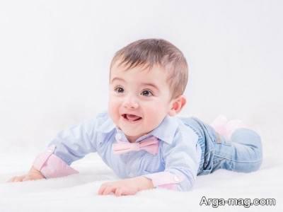 هفته چهارم یازده ماهگی کودک