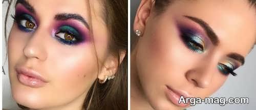 مدل آرایش زنانه 2018