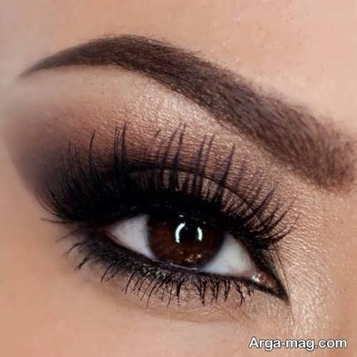 مدل آرایش چشم زنانه زیبا و شیک