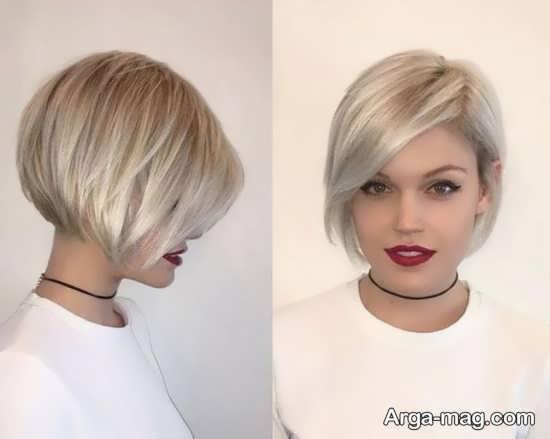 جدیدترین مدل های کوتاهی موی دخترانه