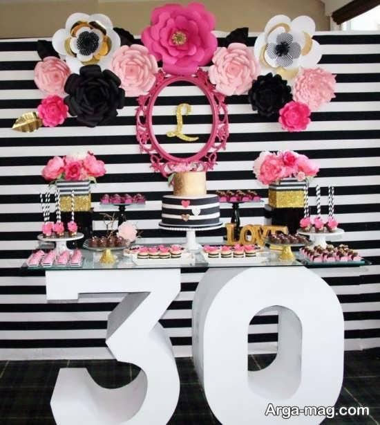 تم تولد 30 سالگی