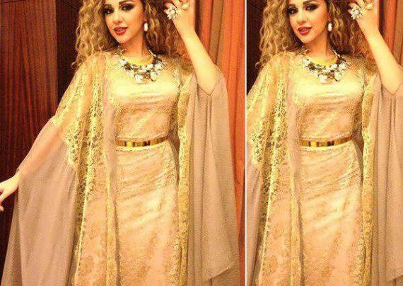 مدل لباس عربی جدید