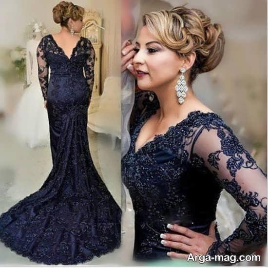 مدل لباس شب عربی