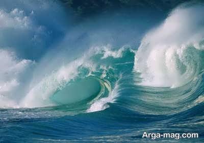 متن زیبا و عاشقانه درباره دریا