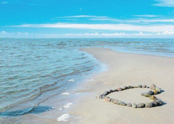 متن زیبا در مورد دریا