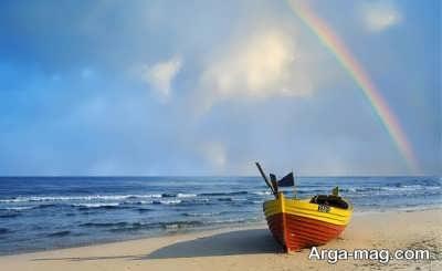 جملات زیبا و عاشقانه در مورد دریا