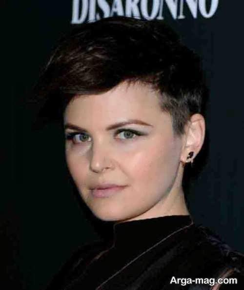 مدل موی شیک و کوتاه زنانه