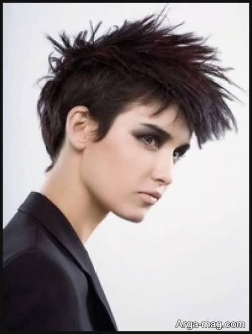مدل موی دخترانه کوتاه