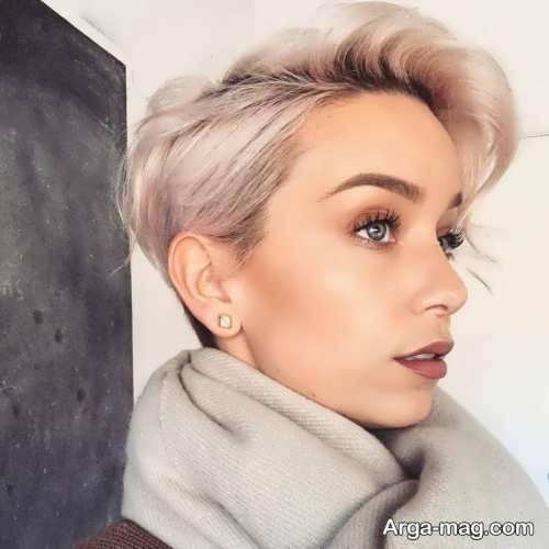 مدل موی خاص و زیبا زنانه
