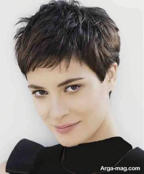 مدل موی پسرانه برای خانم ها و دختران جوان زیبا