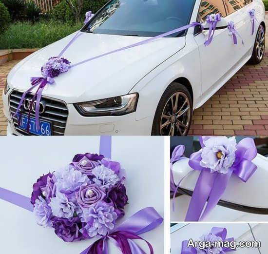 مدل ماشین عروس 2018