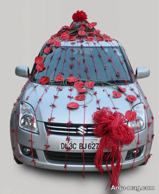 مدل ماشین عروس شیک و جذاب