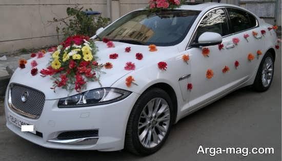 مدل ماشین عروس زیبا و جذاب