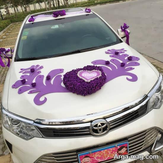 مدل ماشین عروس شیک 2018
