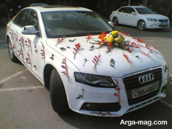 مدل ماشین عروس زیبا و جدید 2018