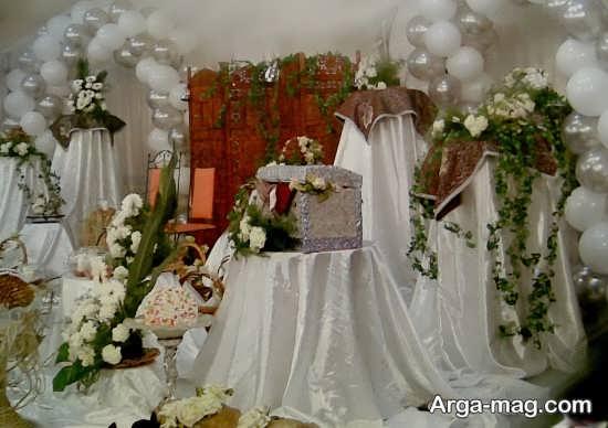 طراحی متفاوت خنچه عروس