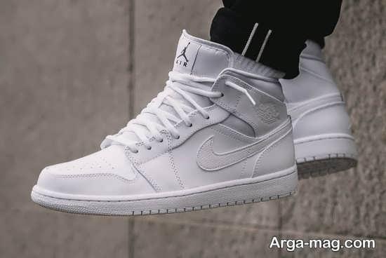 کفش پسرانه سفید