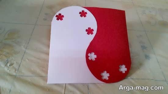 طراحی کارت ولنتاین
