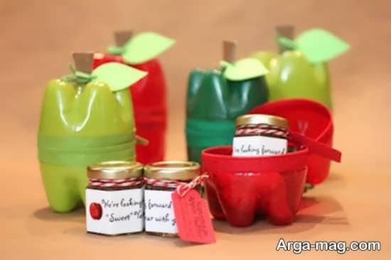 ساخت دکور ادویه جات با بطری