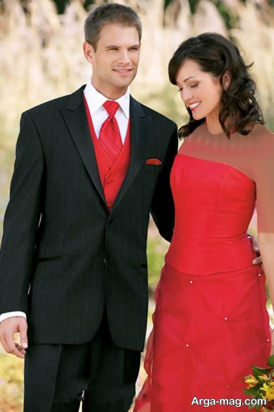Dress is formal couples 1 - ست لباس عروس و داماد مخصوص مراسم عقد برای زوج های عاشق و باکلاس