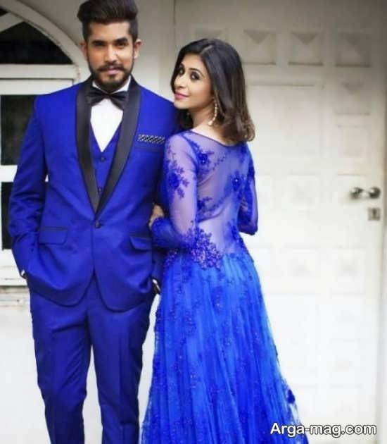 لباس ست زوج ست لباس عروس و داماد مخصوص مراسم عقد برای زوج های عاشق و ...