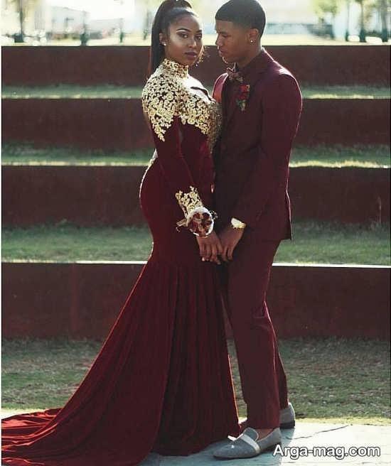 Dress is formal couples 15 - ست لباس عروس و داماد مخصوص مراسم عقد برای زوج های عاشق و باکلاس
