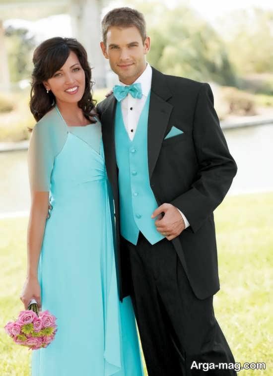 Dress is formal couples 6 - ست لباس عروس و داماد مخصوص مراسم عقد برای زوج های عاشق و باکلاس