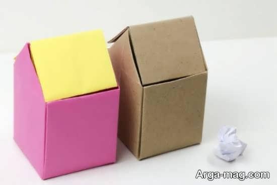 خلاقیت در ساخت سطل زباله